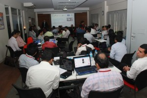 "GIZ organizes training workshop on ""Researching and Analysing Export Markets"" with ITC"