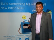 Intel Next Unit of Computing, an ultra-small form factor PC