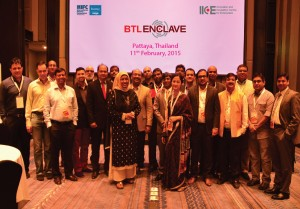 First ever 'BTL Enclave' organized by IICE