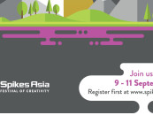 The Spikes Asia Festival of Creativity Opens for Registration