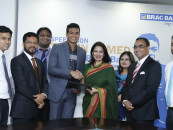 Taskin Ahmed New Brand Ambassador BRAC Bank