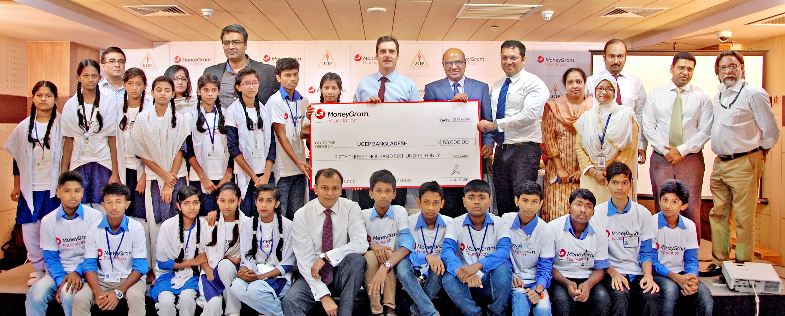 MoneyGram Foundation to Provide Education to 25 General Schools Across Bangladesh