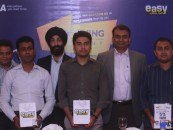 Three Lucky Winners Have Won Attractive Handsets Through Recharging Mobile Balance on easy.com.bd by VISA Card
