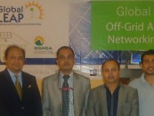 Super Star Solar Participated at Global LEAP Off-Grid Appliance Networking Event 2015