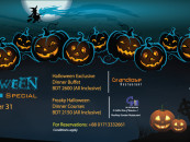 Celebrate the Halloween Special Dinner Buffet at Dhaka Regency