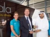 HALA ABU DHABI NAMED 'WORLD'S BEST HALAL TOUR OPERATOR' AT WORLD HALAL TRAVEL AWARDS 2015