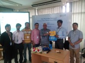 "ULAB Organizes Seminar on ""Solar Photovoltaic Micro-Grid Electricity Shines Remote Areas Of Bangladesh"""