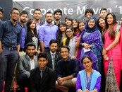 "BRAC University Marketing Association (BUMA) Organized ""Corporate Maven '15"""