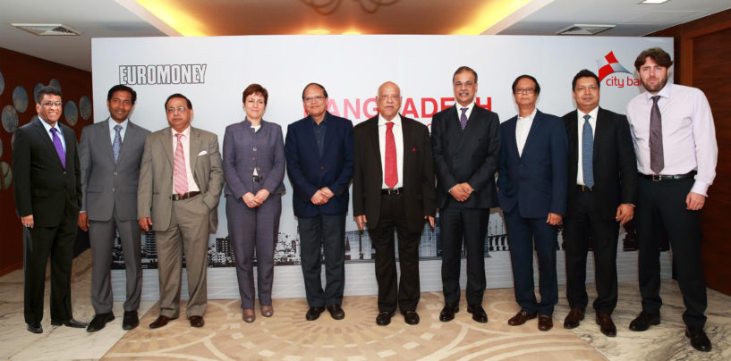 City Bank-Euromoney 'Bangladesh Roundtable' Held in Dhaka