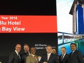 Radisson Blu Chittagong Bay View Awarded in Bangkok
