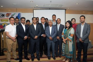 Cartoon Network Enterprises Hosts a Client Get-together in Westin, Dhaka