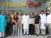 The Honorable Ambassadors' Visit to YELLOW