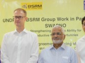 UNDP- BSRM Group Join Hands to Support Ultra Poor Women
