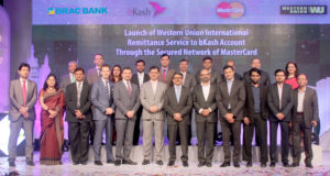 MasterCard, Western Union Join bKash to Make Cross-Border Money Transfers Via Mobile Phones a Reality