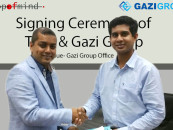 Gazi Group Ties Up With Top of Mind