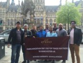 ETIHAD AIRWAYS HOSTS TOP BANGLADESH TRAVEL AGENTS ON FAMILIARISATION TRIP TO MANCHESTER
