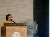 Geeteara Safiya Choudhury Shares Her Diversified Life Experience at Bangladesh YouthFest 2016