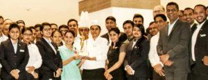 Le Meridien Dhaka wins Today's Traveller Award