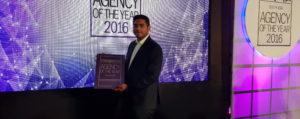 "Magnito Digital Wins Silver In ""Campaign South Asia – Digital Agency Of The Year 2016"""