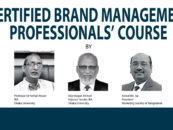 BBF PRESENTS 'CERTIFIED BRAND MANAGEMENT PROFESSIONALS' COURSE