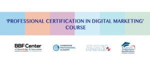Professional Certification in Digital Marketing