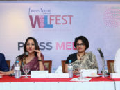 FREEDOM SANITARY NAPKIN WIL FEST ON 8-10 MARCH