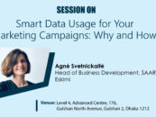 BBF Digitalk on Smart Data Usage for Marketing Campaigns