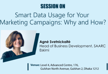BBF Digitalk on Smart Data Usage for Marketing Campaigns