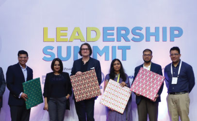 5th Leadership Summit Holds Dialogue for Creating Future Business Leaders