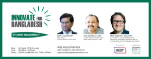 Innovate for Bangladesh – Exclusive Student Engagement