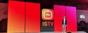 INSTAGRAM'S LONG-FORM VIDEO APP IGTV LAUNCHED