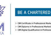 BE A CHARTERED MARKETER WITH CIM DHAKA