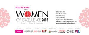 Register for Women of Excellence 2018