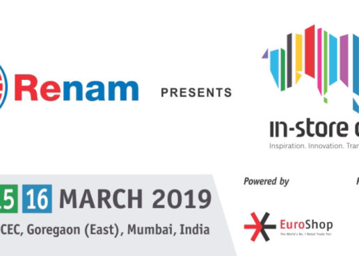 12TH EDITION OF IN-STORE ASIA TO KICK OFF IN MUMBAI IN MARCH 2019