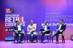 BANGLADESH RETAIL CONGRESS 2018 TAKES PLACE TO SHAPE MODERN RETAIL