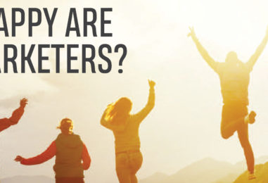 THE MARKETER HAPPINESS REPORT ANSWERS