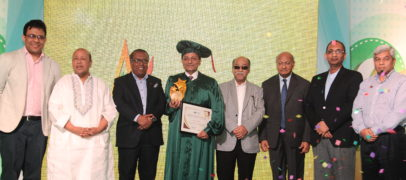 Syed Alamgir Awarded 'Channel I – Bangladesh Brand Forum Marketing Superstar Award'
