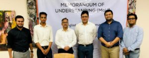 BBF & CSQE Sign MoU to Ensure Growth of the Service Sector
