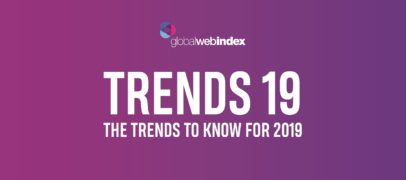 EMERGING TRENDS FOR 2019