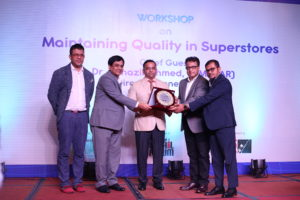 WORKSHOP ON MAINTAINING QUALITY IN SUPERSTORES HELD