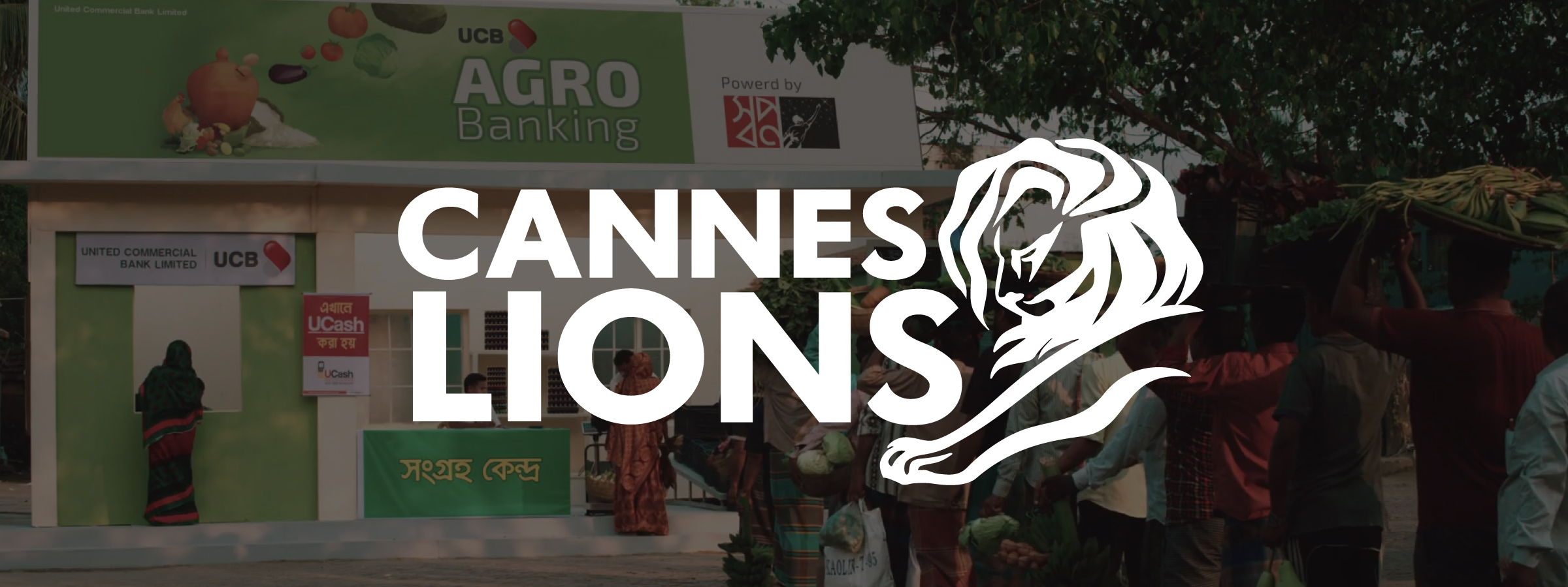 GREY DHAKA BAGS ANOTHER SILVER LION AT CANNES