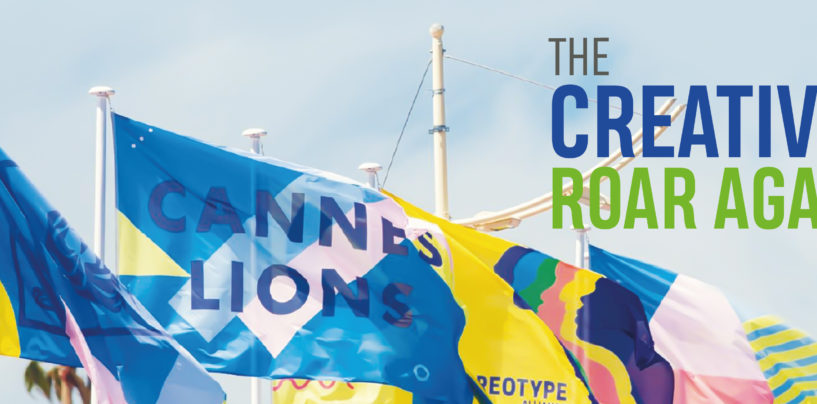 THE 66TH CANNES LIONS INTERNATIONAL FESTIVAL OF CREATIVITY TAKES PLACE