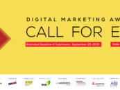 3RD DIGITAL MARKETING AWARD EXTENDS ENTRY DEADLINE