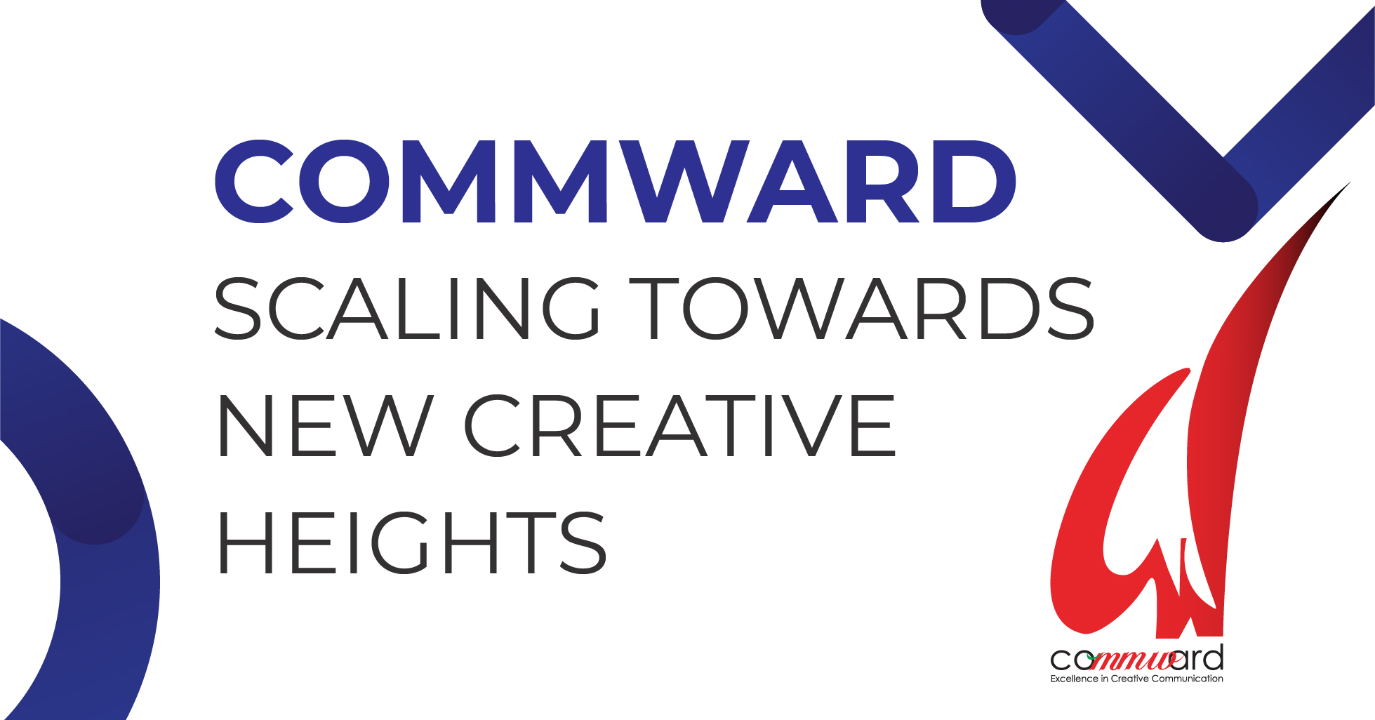 Commward Scaling Towards New Creative Heights