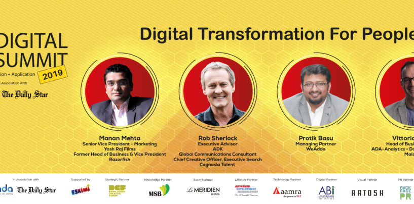 DIGITAL SUMMIT 2019 ON 2ND NOVEMBER