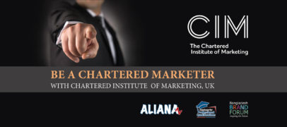 BECOME A CHARTERED MARKETER WITH CIM DHAKA