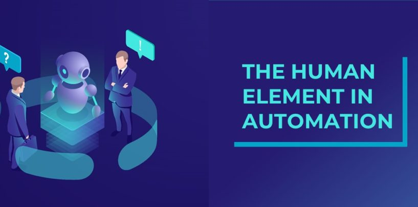 THE HUMAN ELEMENT IN AUTOMATION