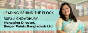 Read more about the article RESHAPING THE OUTLOOK OF THE PAINT INDUSTRY IN BANGLADESH