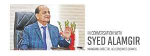 IN CONVERSATION WITH DR. SYED ALAMGIR