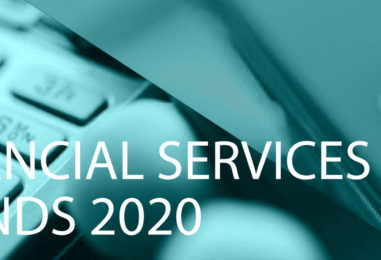 FINANCIAL SERVICES TRENDS 2020